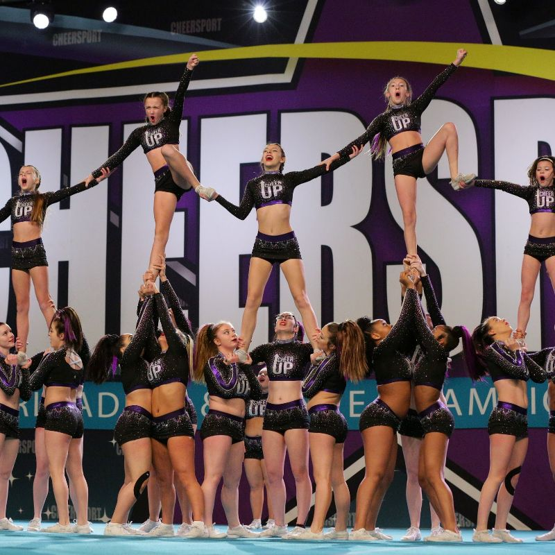 All Star Cheerleading in Rhode Island